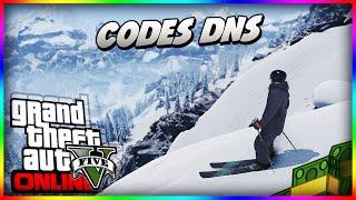 Nouveaux Codes DNS Sur GTA 5 Online !! Tout Gratuit,Neige