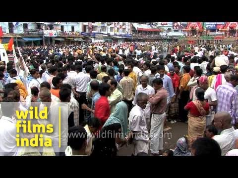 Countless crowd to witness Lord Jagannath's Rath Yatra