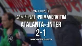 29ª Primavera 1 TIM | Atalanta-Inter 2-1 | Highlights