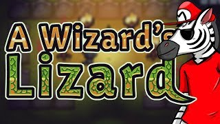 A Wizard's Lizard (PC, Mac, Linux) - Thoughts and Impressions