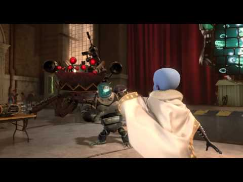 Megamind The Button of Doom 2010 BRRip XvidHD 720p NPW Sample
