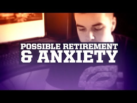Possible Retirement and Dealing with Anxiety