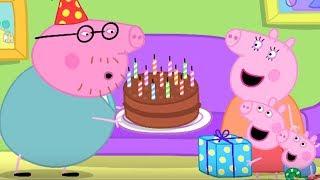 Peppa Pig Episodes in 4K | Peppa Celebrates! | Cartoons for Children 🎉