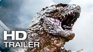 Exklusiv: GODZILLA Trailer #3 Deutsch German 2014 Movie