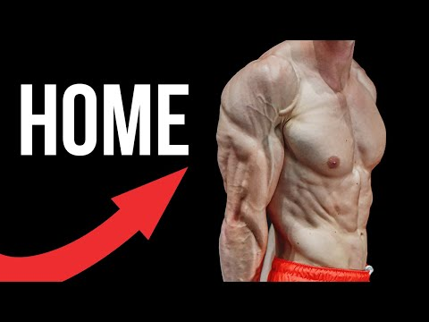 How to Grow Bigger ARMS (NO WEIGHTS)