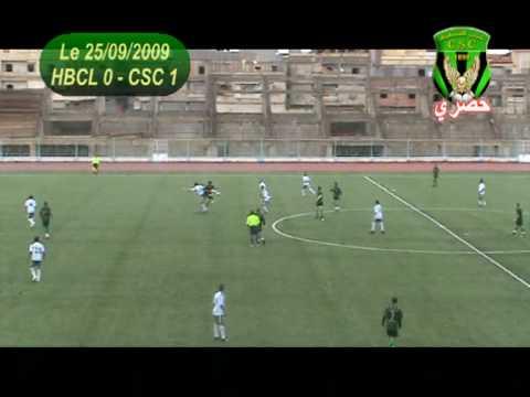 HBCL 0 -  CSC 1 : But de Boulaâouidat