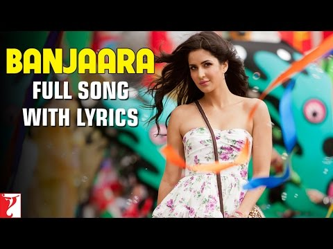 Banjaara - Full song with lyrics - Ek Tha Tiger -bYIH4wcqFqI