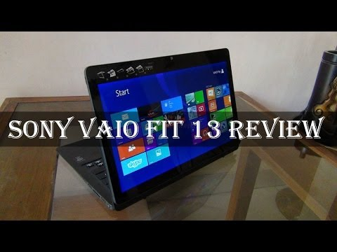 Sony Vaio Fit (Flip) 13 Review: Unboxing, Features, Performance, Multimedia, Verdict