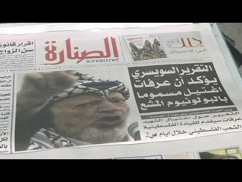 Russian report says no support for Arafat poisoning claim