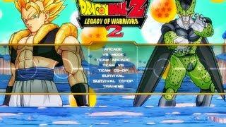 Dragon Ball Z Mugen Edition 2012 Privado