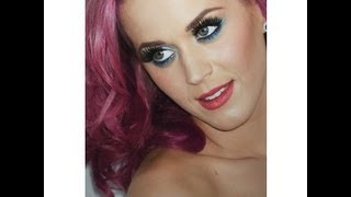 Katy Perry Sex Tape (Blue & Pink Sparkle)
