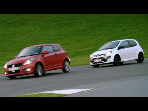 Which Hot Hatch Is The Best? 3/3 - Fifth Gear