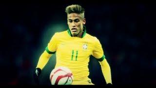Neymar Goals & Skills 2012/2013 HD