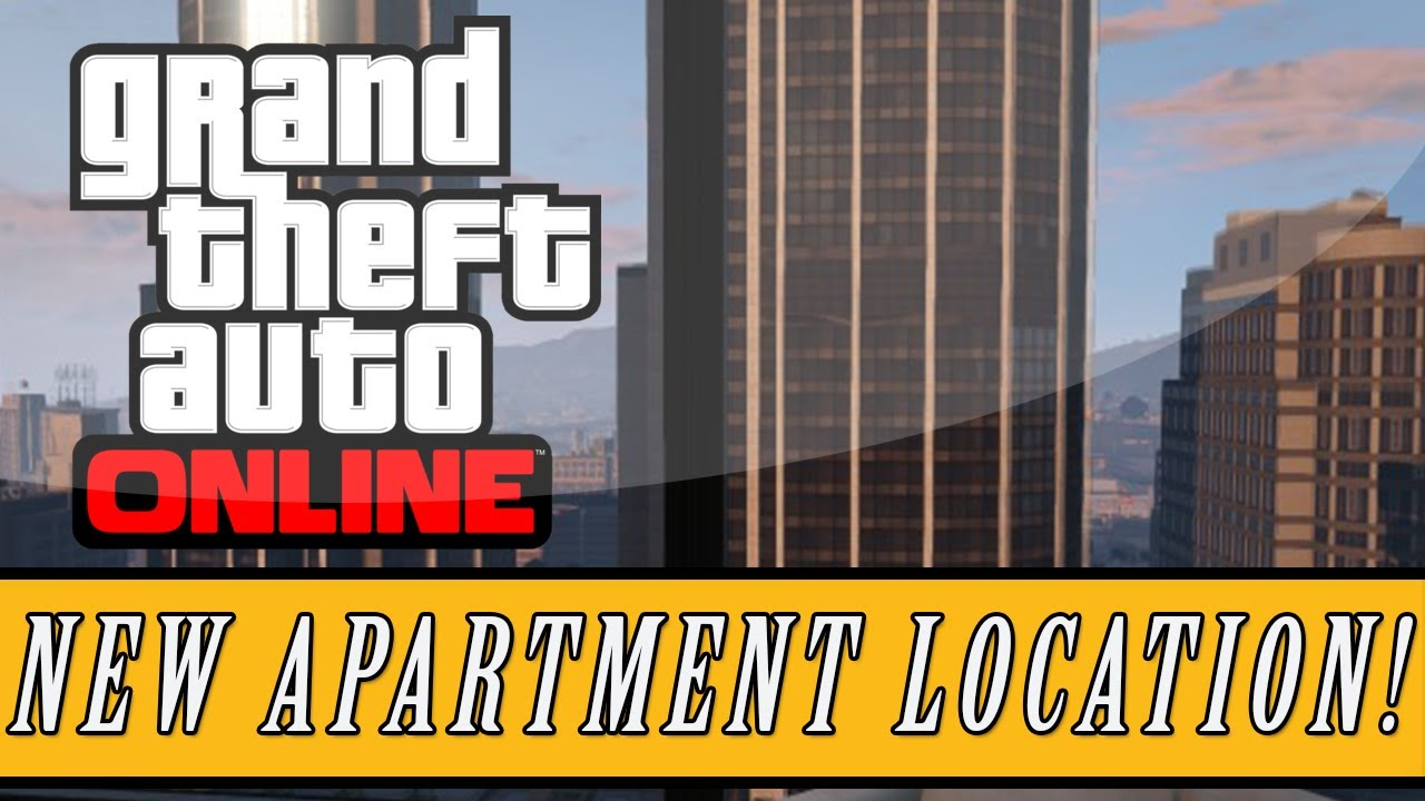 Gta 5 online new high life dlc apartment location for Designer apartment gta 5