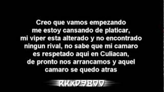 Culiacan Vs Mazatlan Gerardo Ortiz Y Calibre 50 Letras