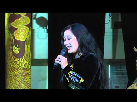 Thanh Thanh Hien Dien Xuong Chau Van Tai Nha Hat Cheo Kim Ma Ha Noi2015