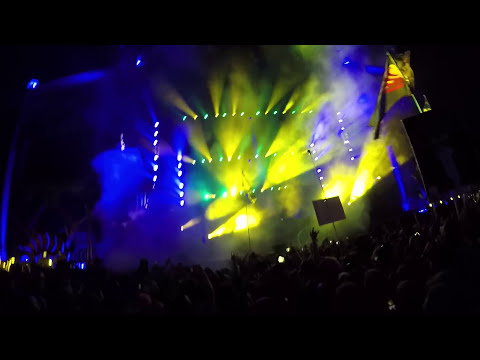 Bassnectar - Live Electric Forest 2016 (Ranch Arena) Full Set HQ Audio 06-25-2016