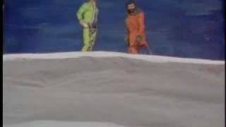 GI Joe Vs. Ski Fun Ken Doll