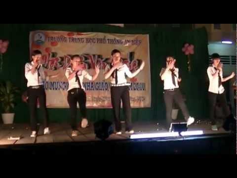 Nhảy hiện đại - Bay - Lớp 12A4 trường THPT An Biên 2012.MTS