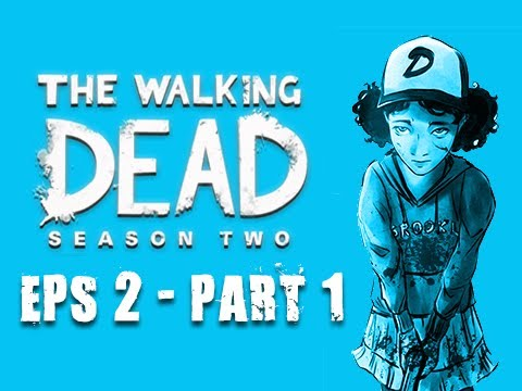 The Walking Dead Season 2 Gameplay Walkthrough - Part 1 Episode 2 A House Divided