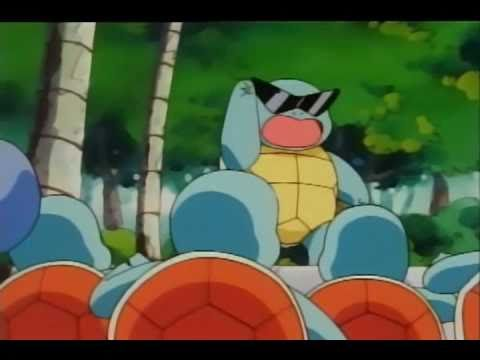 how to draw squirtle with glasses