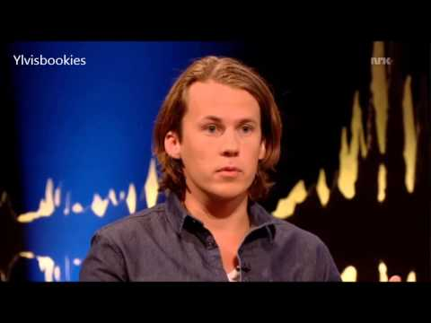 Ylvis, The Fox and Sting at Skavlan Talkshow - 20.09.2013 (English subs)