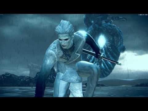 DMC:DEVIL MAY CRY - VERGIL'S DOWNFALL DLC - MISSION 5 (HOLLOW VERGIL BOSS FIGHT)