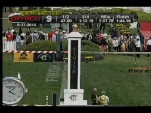 Vidéo de la course PMU GALLORETTE HANDICAP