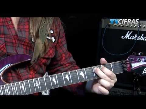 Van Halen - Ain't Talkin' 'bout Love - Aula de guitarra - TV Cifras