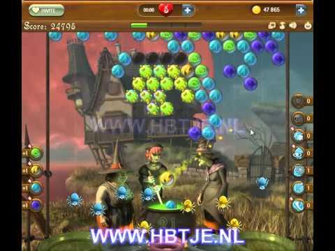 Bubble Witch Saga level 72