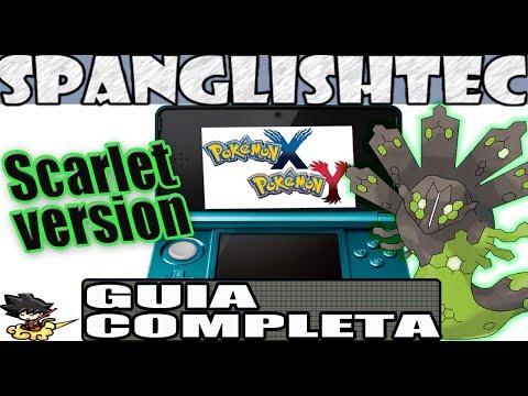 Pokemon X / Y Scarlet | Version PC Final - [Analisis y Descarga] 2014.