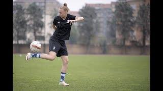 Juventus Women Freestyle ⚽👌?