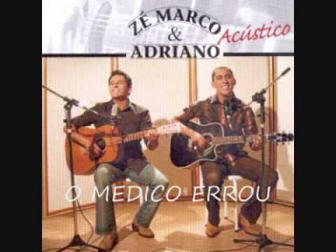 O Medico Errou Zé Marcos & Adriano + Play Back