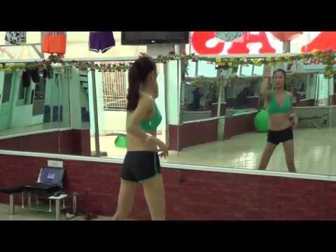 Thể dục thẩm mỹ - Tổng hợp 15 phút bộ 1