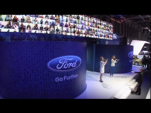 2014 Geneva Press Conference - New Ford Focus reveal