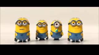 Minions (banana) Lucu Banget