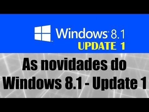 Windows 8.1 - As novidades do Update 1 do Windows 8.1