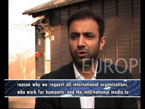 Human rights violations continue in Balochistan, claims Brahamdagh Bugti