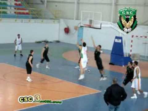 Basketball : CSC 39 - WAB 73 - Coupe d'Algérie