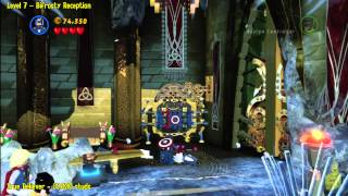 Lego Marvel Super Heroes: Level 7 Bifrost Reception