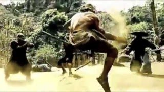 Best Action Scenes From ONG BAK
