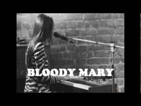 King B. & Layna Shery - Bloody Mary