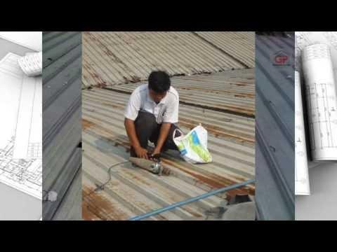 Thợ sửa  nhà , chống thấm dột mái tôn chuyên nghiệp tại TpHCM