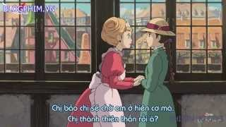 Howl Moving Castle Vietsub Full HD 1