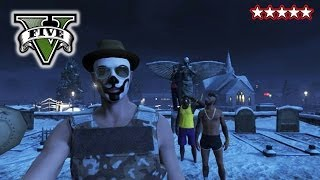 GTA 5 NORTH YANKTON Easter Egg! Live Stream The CREW