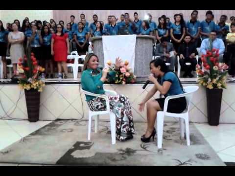 Adriana Aguiar Paulo e Silas com Raquel Jacos