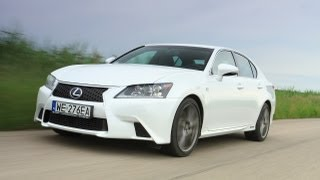 THE NEW LEXUS GS 450h PERFORMANCE HYBRID. A POWERFUL CHANGE. videos
