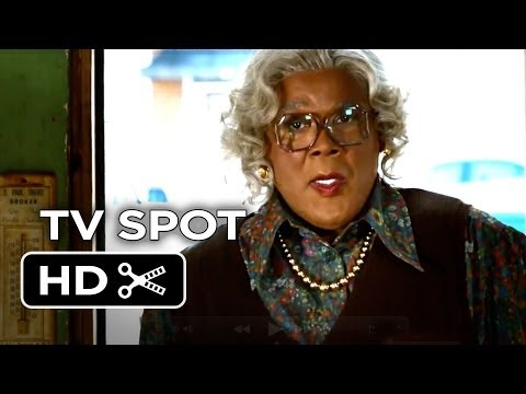 Tyler Perry's A Madea Christmas TV SPOT - One Movie (2013) - Chad Michael Murray HD