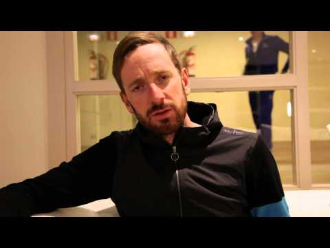 Bradley Wiggins on his Paris-Roubaix and Olympic track dreams