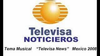 Noticieros Televisa (Tema Musical)